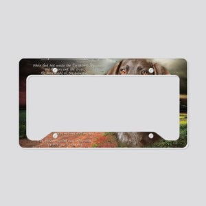 godmadedogs(laptop) License Plate Holder