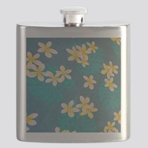 yellowgreenplumipadsleeve Flask