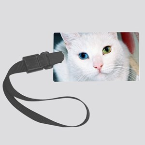 cat 1 Large Luggage Tag