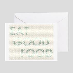 goodfood2b Greeting Card