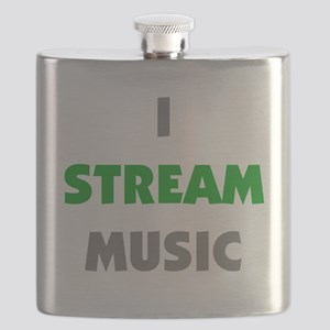 IStreamMusicText Flask