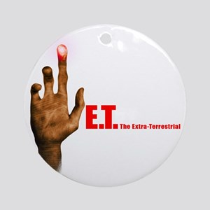 et_the_Extra Round Ornament