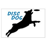 Disc Dog (3) Large Poster