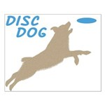 Disc Dog (3) Small Poster