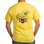 Frolic Pad Yellow T-Shirt