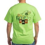 Frolic Pad Green T-Shirt