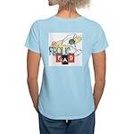 Frolic Pad Women's Light T-Shirt