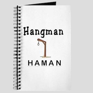 Hangman Haman Journal