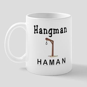 Hangman Haman Mug