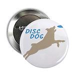 Disc Dog (3) Button