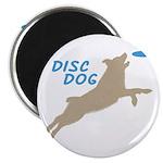 Disc Dog (3) Magnet