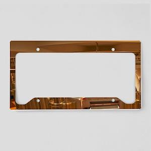 stainless steel fermentation  License Plate Holder