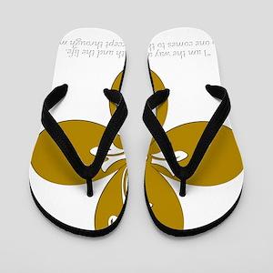 Iamtheway_trans Flip Flops