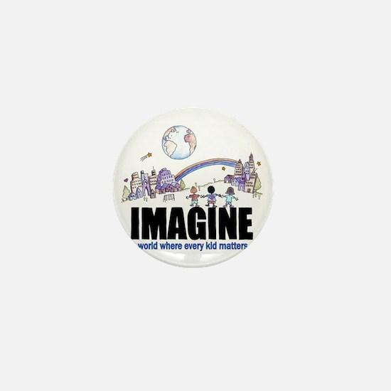 Imagine reframed Mini Button