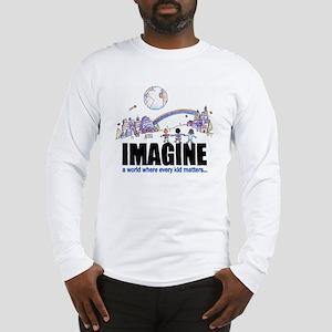 Imagine reframed Long Sleeve T-Shirt