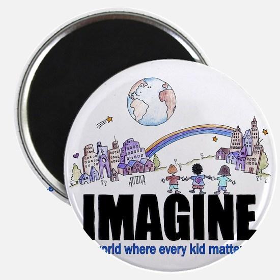 Imagine reframed Magnet
