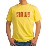 Spark Jiver Yellow T-Shirt