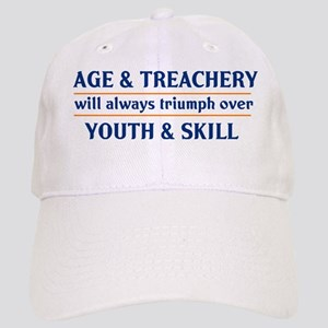 age and treachery youth and skill lights Cap