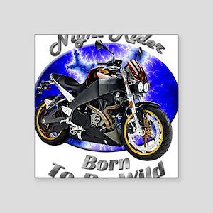 "cat8car35bg68ut67lt21 Square Sticker 3"" x 3"""