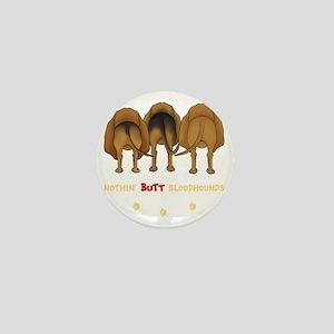 BloodhoundTransNew Mini Button