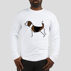Beagle Long Sleeve T-Shirt
