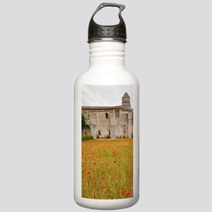 St. Remy-de-Provence.  Stainless Water Bottle 1.0L