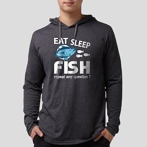 Fishing T Shirt Long Sleeve T-Shirt