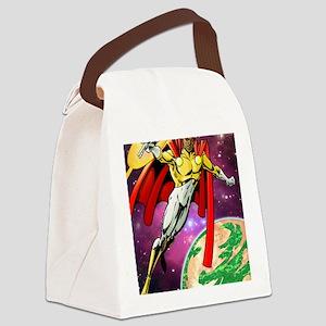 SOLARIScolor Canvas Lunch Bag