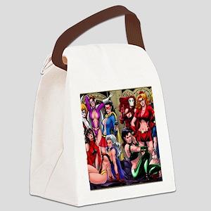 mansionwomen Canvas Lunch Bag