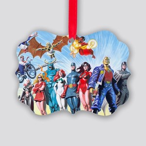 MansionComicsGroup Picture Ornament
