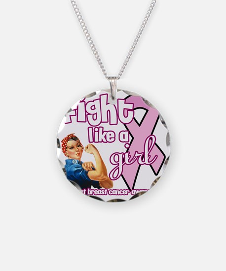 fightlikeagirl Necklace