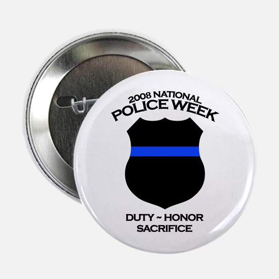 Police Week 1 Button