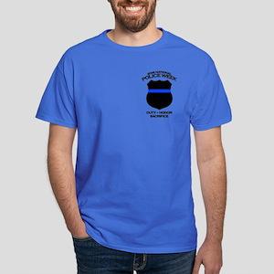 Police Week 1 Dark T-Shirt