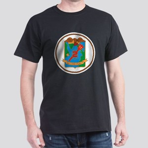 Navy 2nd Fleet Dark T-Shirt
