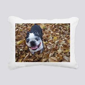 BT Lvs greeting Rectangular Canvas Pillow