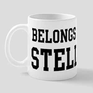 Belongs to Stella Mug