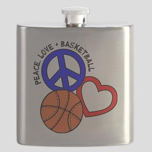 P,L,Basketball, multi Flask