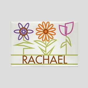 RACHAEL-cute-flowers Rectangle Magnet