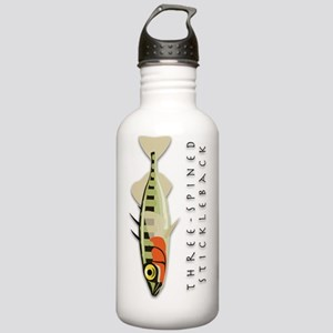 Three-spined stickleba Stainless Water Bottle 1.0L