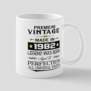 PREMIUM VINTAGE 1982 Mugs