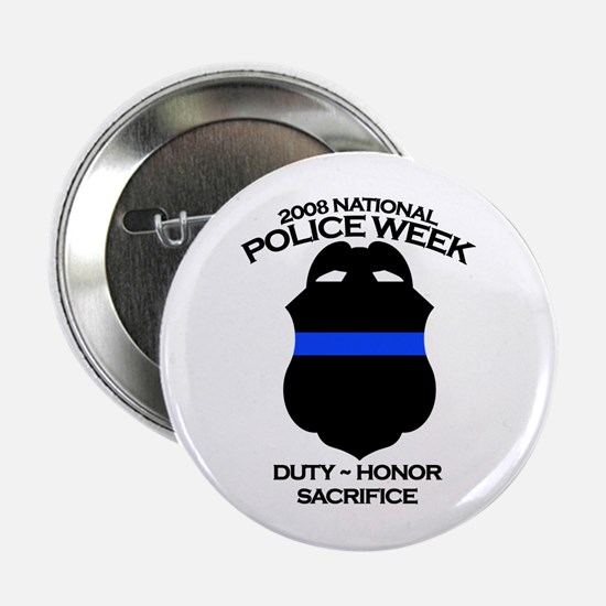 Police Week 2 Button