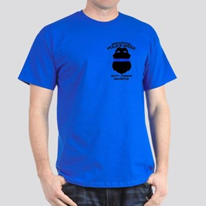 Police Week 2 Dark T-Shirt