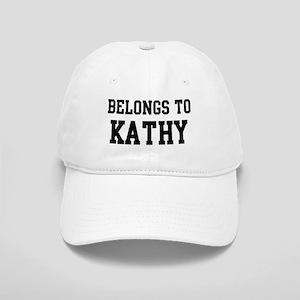 Belongs to Kathy Cap