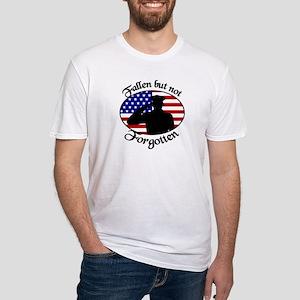 Fallen Officer Fitted T-Shirt