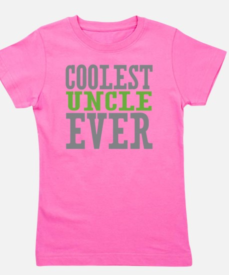 Coolest Uncle Girl's Tee