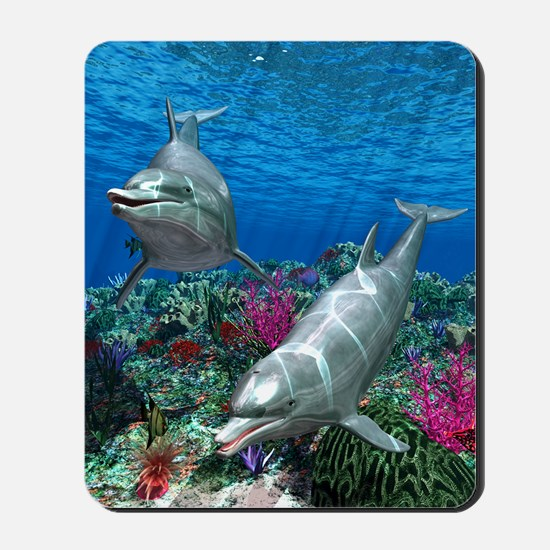 oceanworld_368_V_F Mousepad