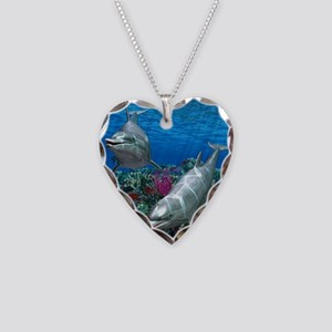 oceanworld_368_V_F Necklace Heart Charm