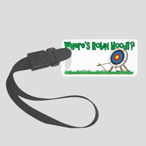 robin-hood Small Luggage Tag