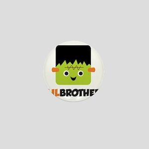 FrankensteinLittleBrotherV3 Mini Button
