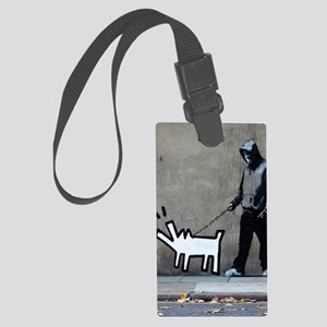 4lgposter Large Luggage Tag